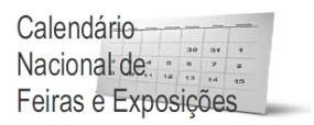calendário de feiras e exposições