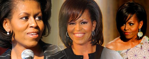 Michelle faz declaração de amor a Obama!
