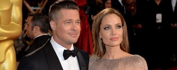 Angelina Jolie e Brad Pitt casaram-se em segredo!