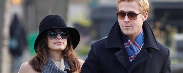Eva Mendes e Ryan Gosling já são pais!