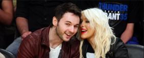 Christina Aguilera revela nome da filha!