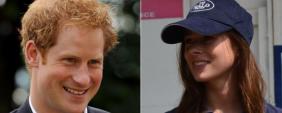 Príncipe Harry tem nova namorada!
