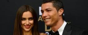 Ronaldo e Irina contrariam rumores de separação!