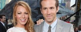 Blake Lively e Ryan Reynolds vão ser pais pela 1ª