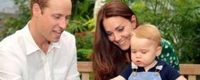 Segundo filho de William e Kate nasce em Abril!