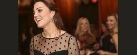 Kate Middleton, grávida mostra todo o seu estilo!